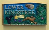 Lower Kingstree by Jeremy Turner, Sculpture, Oak