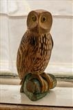 My Sister's Owl by Jeremy Turner, Sculpture