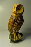 My Sister's Owl, photo 4 by Jeremy Turner, Sculpture