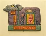 Unbelievable by Jeremy Turner  Woodcarver, Sculpture, Wood